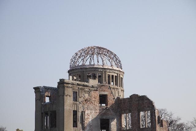 長崎原爆ドーム